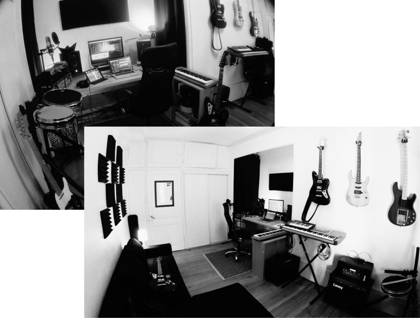 studio WoodNoise